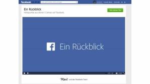 Facebook Lookback ©Facebook