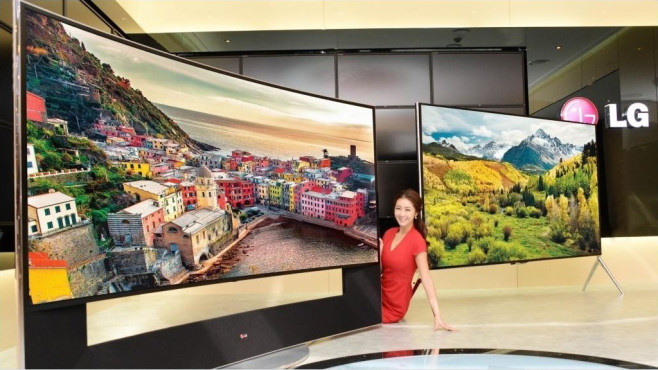LG UHD Fernseher ©LG