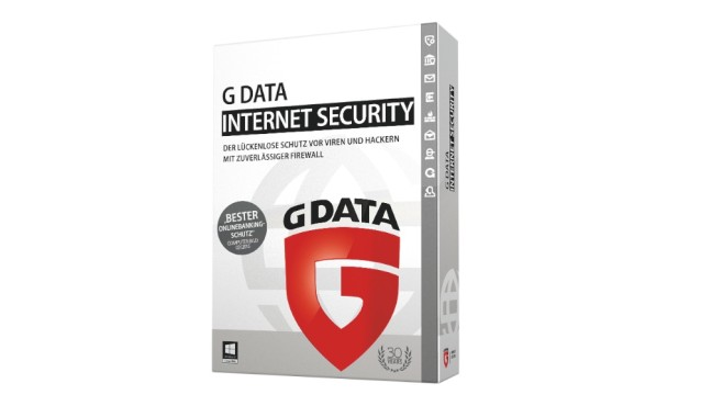G Data Internet Security 2016 © COMPUTER BILD