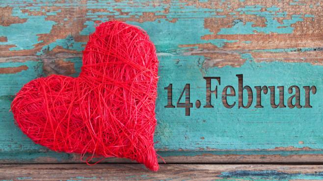 Valentinstag 2014: So Wird Der Tag Zu Einem Unvergesslichen Erlebnis! Schon  Pläne Für Den