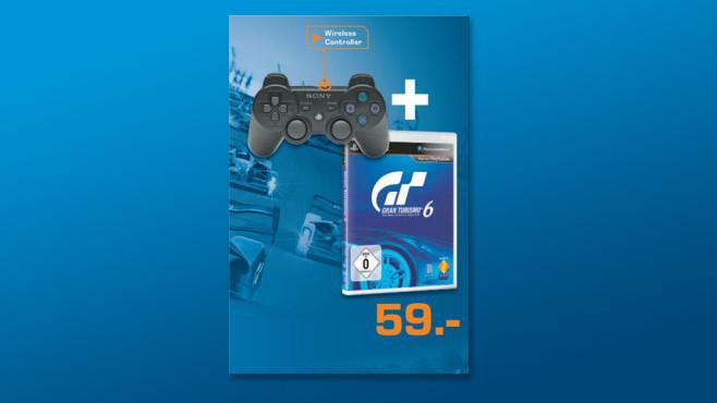 Spielesoftware ©Saturn