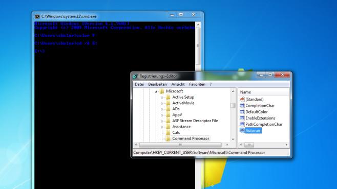 Für Profis: Kommandozeile vorkonfiguriert starten ©COMPUTER BILD