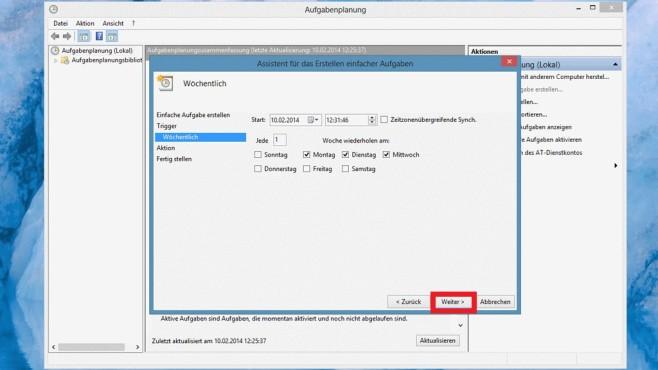 PC automatisieren: So funktioniert es mit Bordmitteln ©COMPUTER BILD