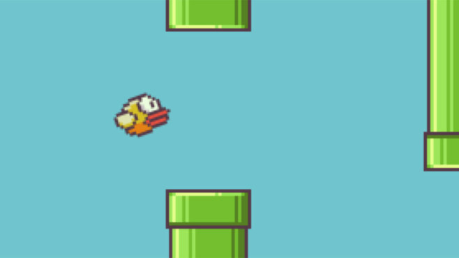 Flappy Bird Spielen