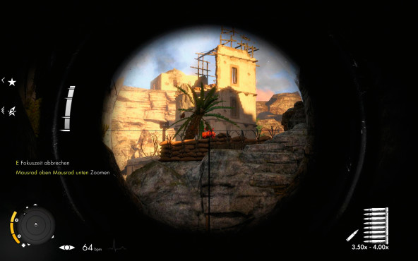 Sniper Elite 3: Rotes Fass © Rebellion
