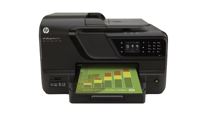 Hewlett-Packard HP Officejet Pro 8600 N911a © Hewlett-Packard