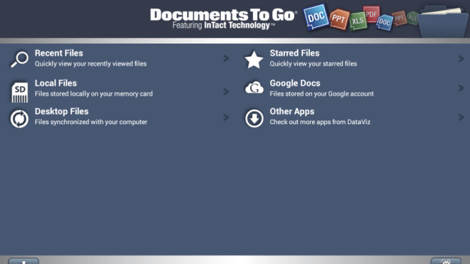 Documents To Go 3.0 © DataViz, Inc.
