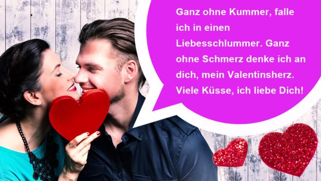 Großartig Die Romantischsten WhatsApp Sprüche Zum Valentinstag © Drubig Photo    Fotolia.com