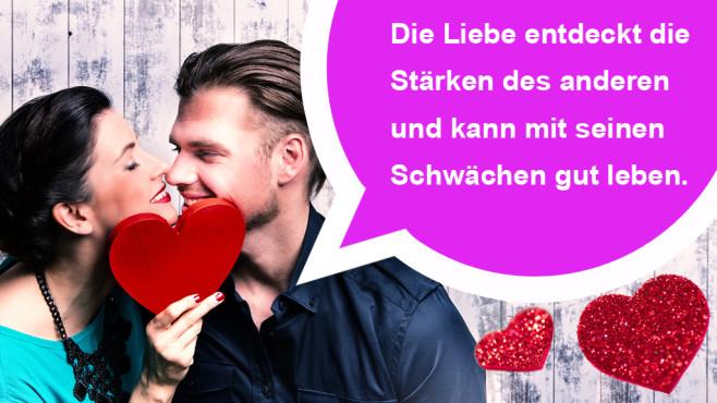 Die romantischsten WhatsApp-Sprüche zum Valentinstag ©drubig-photo - Fotolia.com, D. Hartmann