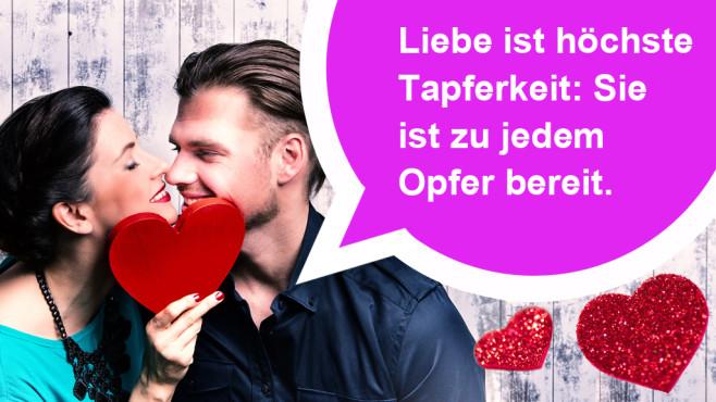 Die romantischsten WhatsApp-Sprüche zum Valentinstag ©drubig-photo - Fotolia.com, Emanuel von Bodman
