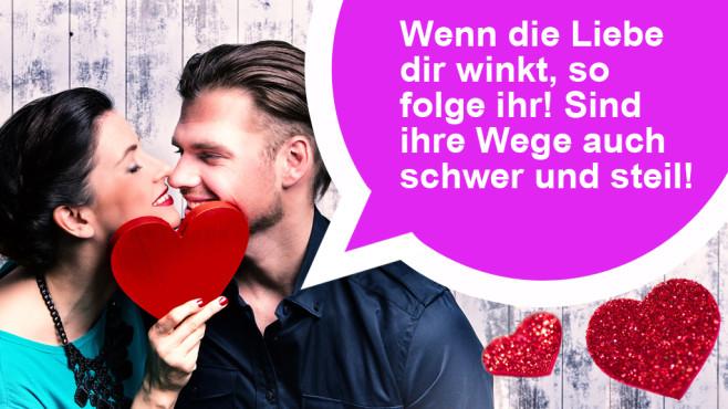 Die romantischsten WhatsApp-Sprüche zum Valentinstag ©drubig-photo - Fotolia.com, Khalil Gibran