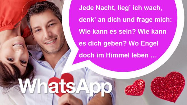 WhatsApp Sprüche Zum Valentinstag © Detailblick U2013 Fotolia.com