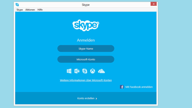 Alternative: Skype © COMPUTER BILD