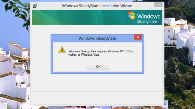Windows SteadyState: Windows gegen Manipulation abschotten © COMPUTER BILD