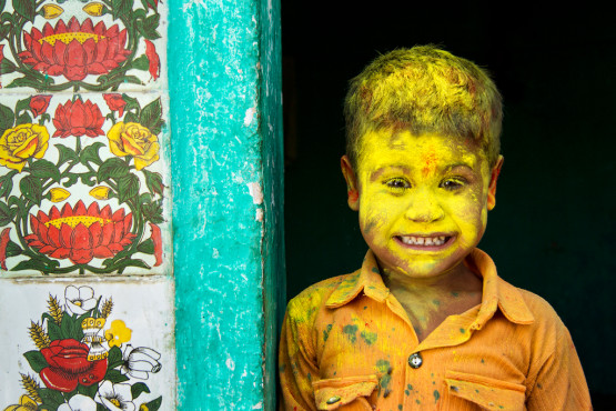 """Yellow Fellow"" von Anurag Kumar © © Anurag Kumar, India, 2014 Sony World Photography Awards"