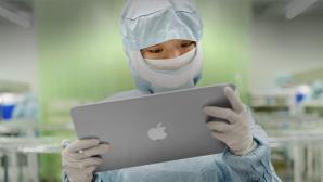 Herstellung MacBook Air ©Apple