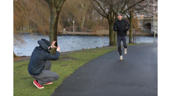 Neue Perspektiven gibt es mit einem zweiten Kameramann. ©COMPUTER BILD