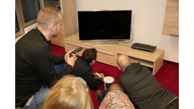 Per APp schauen Sie Youtube-Clips auch auf dem Smart-TV. ©COMPUTER BILD
