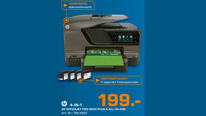 Hewlett-Packard HP Officejet Pro 8600 Plus ©Saturn