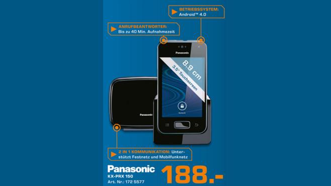 Panasonic KX-PRX150 Single ©Saturn