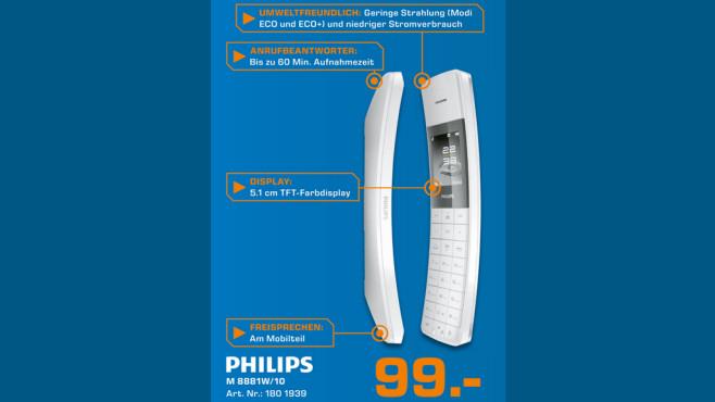 Philips M8881W/10 ©Saturn