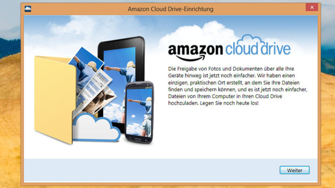Amazon Cloud Drive © COMPUTER BILD
