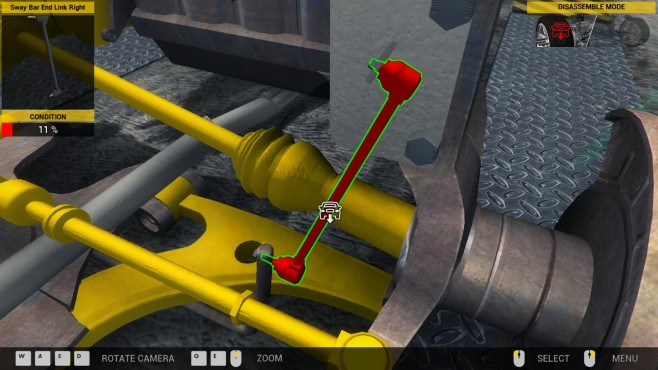 Car Mechanic Simulator 2014 © PlayWay S.A.