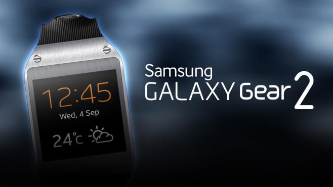 Samsung Galaxy Gear 2 mit Tizen-Betriebssystem? ©Samsung