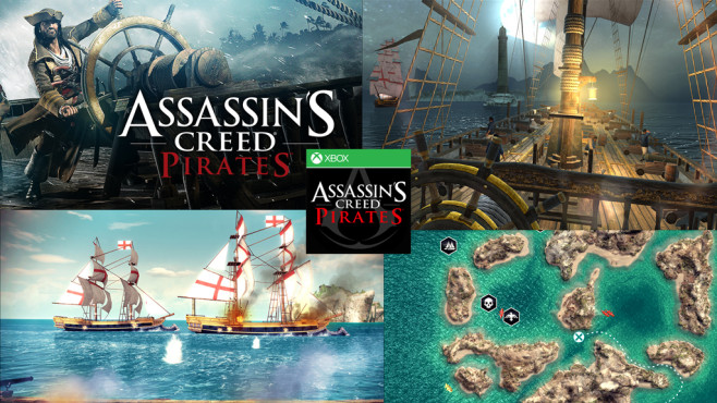 Assassin�s Creed � Pirates © Ubisoft