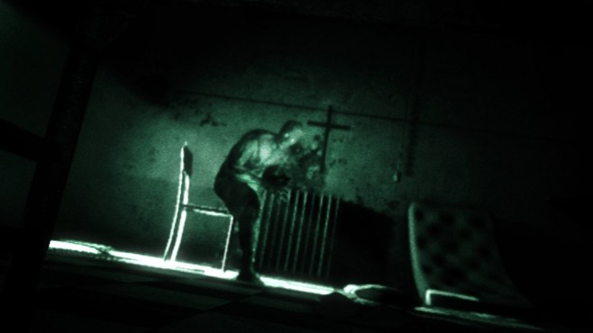 Outlast © Red Barrels