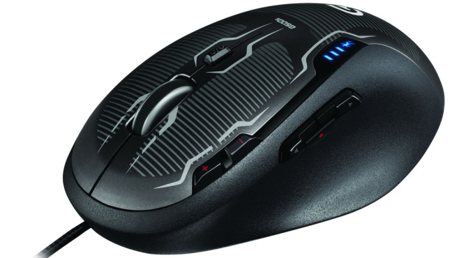 Logitech Gaming Mouse G500 ©Logitech
