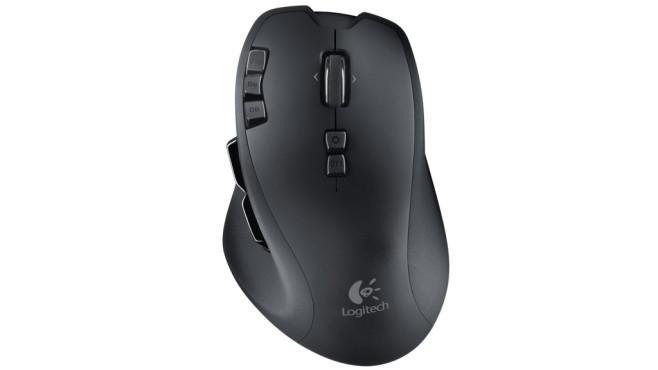 Logitech Gaming Mouse G700 ©Logitech