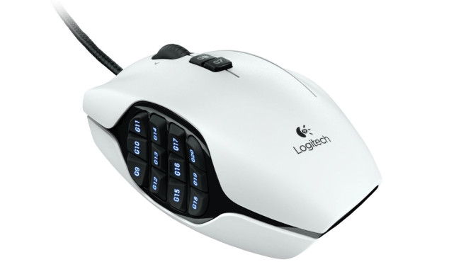 Logitech MMO Gaming Mouse G600 © Logitech