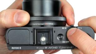 Objektivring Sony Cyber-shot DSC-RX100 II ©COMPUTER BILD