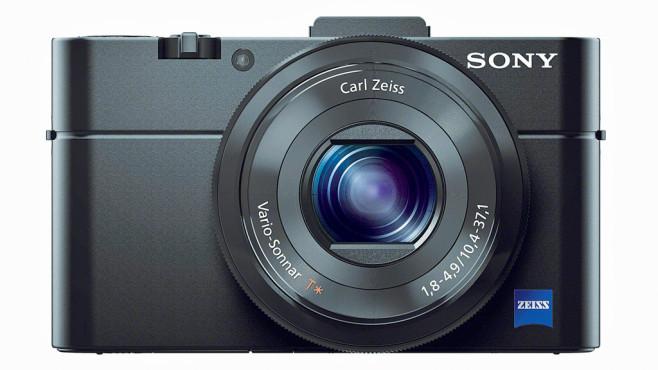 Sony Cyber-shot DSC-RX100 Mark II ©COMPUTER BILD