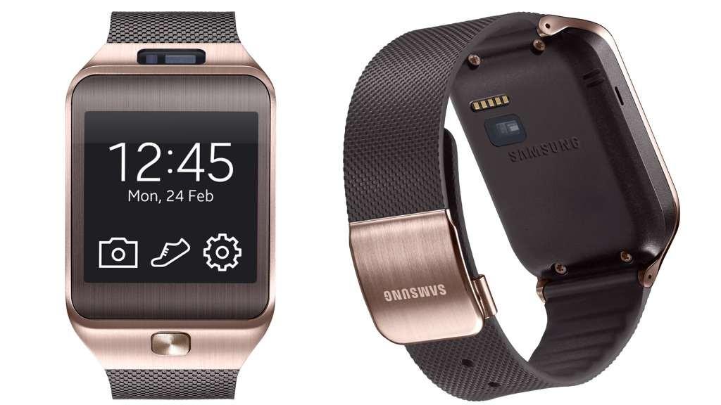 Neu von Samsung: Smartwatch Gear 2 und Gear 2 Neo ...