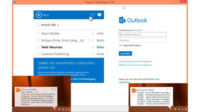 Outlook.com ©Microsoft