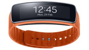 Fitness-Armband Samsung Gear Fit ©COMPUTER BILD