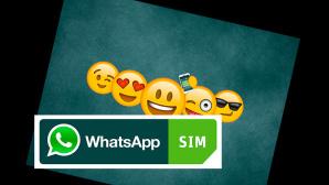 WhatsApp SIM ©Telefonica