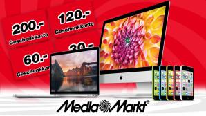 Media Markt ©Media Markt, Apple