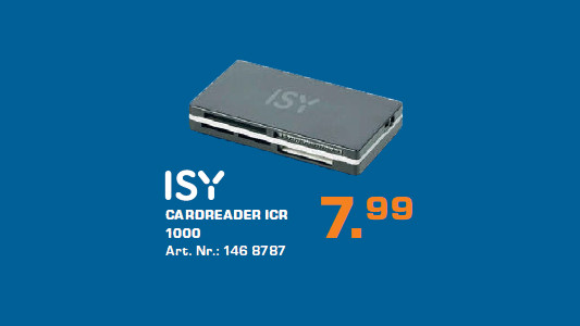 ISY ICR 1000 ©Saturn