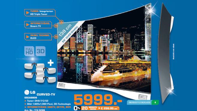 LG 55EA9809 ©Saturn