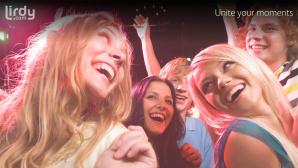Party-Menschen ©Lirdy