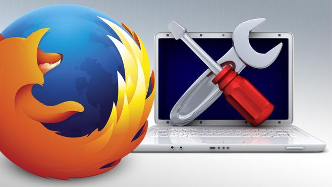 Firefox beschleunigen ©Mozilla, Vladislav Kochelaevs - Fotolia.com