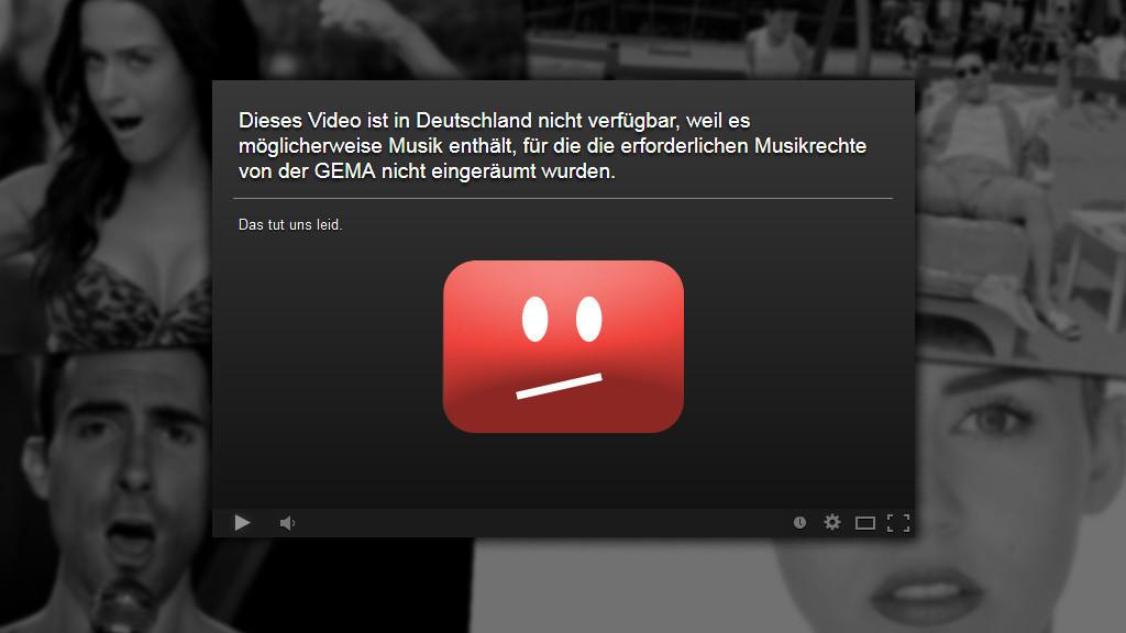 dieses video ist nicht verfügbar