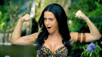 Ausschnitt aus dem Musikvideo �Roar� von Katy Perry ©Capitol Records
