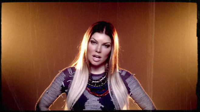 Ausschnitt aus dem Musikvideo �The Time (Dirty Bit)� von The Black Eyed Peas © Interscope Records