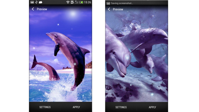 Delphin © Live Wallpaper HD 3D