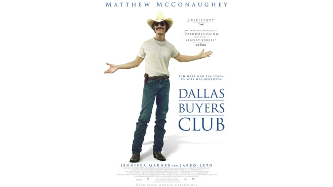 Dallas Buyers Club © Paramount Pictures