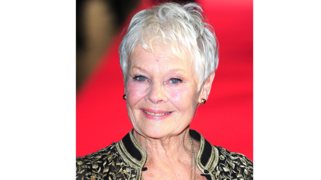 Judi Dench © DPA; Ian West